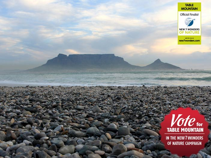 Vote for Table Mountain to win