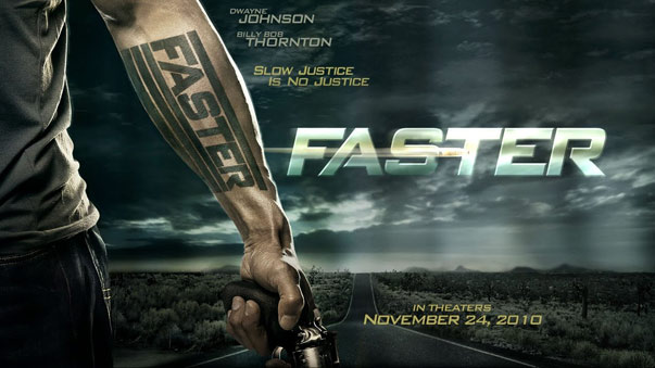 Expresso reviews the movie 'Faster' with Dwayne Johnson and Billy Bob Thornton